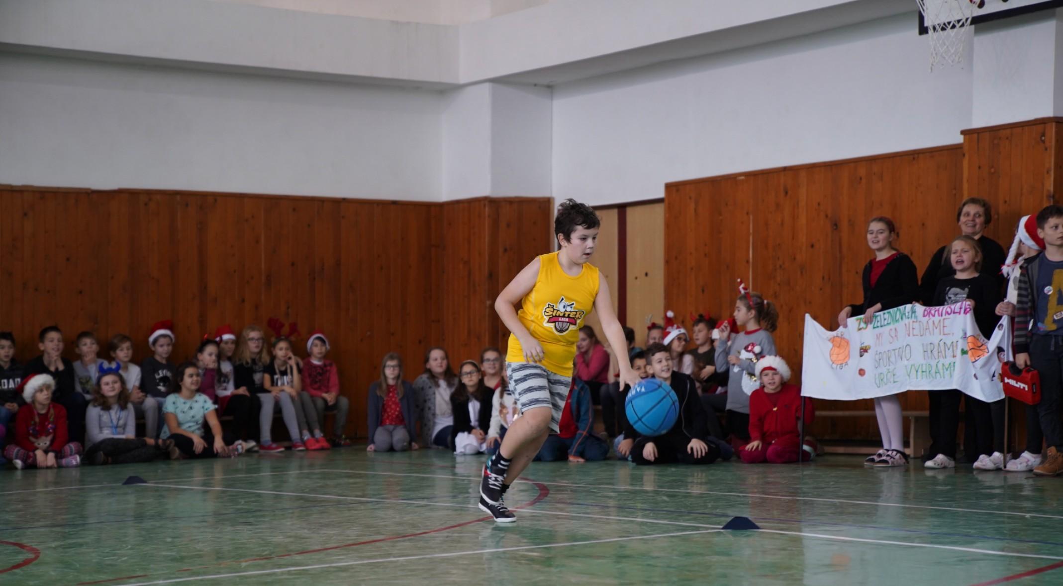 Šinter liga | Medziškolská športová súťaž