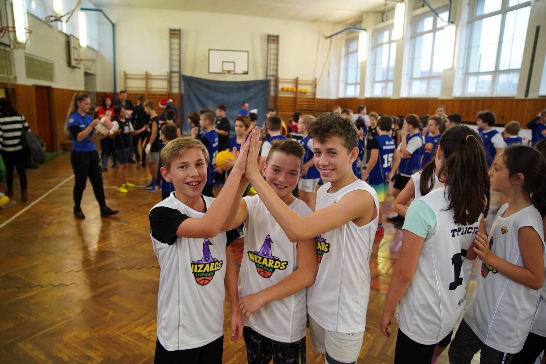 Šinter liga   Medziškolská športová súťaž