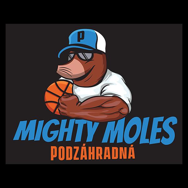 Podzáhradná MIGHTY MOLES